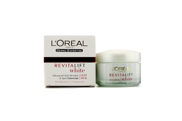 L'Oreal Dermo-Expertise RevitaLift White Day Cream SPF 18 (50ml/1.7oz)