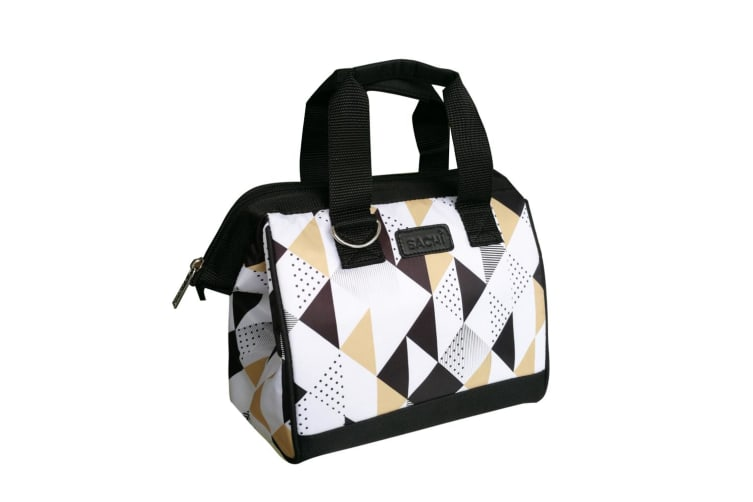 Sachi Style 34 Insulated Lunch Tote Modern Mosaic