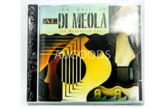 The Best of Al Di Meola - The Manhatten Years BRAND NEW SEALED MUSIC ALBUM CD