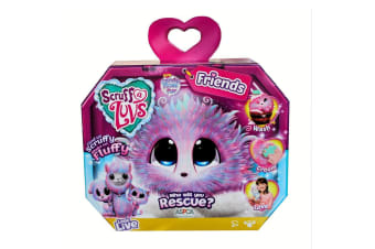 Little Live Pets Scruff-A-Luvs Candy Floss Fur Pet