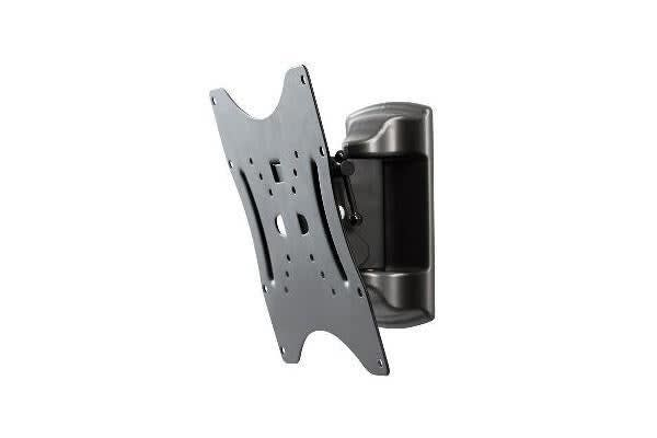 ATDEC TH-2250-VTP WALL MOUNT/TILT & PAN ADJUSTMENTS/ BLACK. FITS MOST DISPLAYS FROM 20IN TO 47IN.