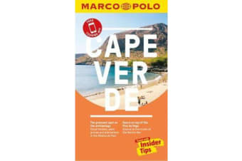 Cape Verde Marco Polo Pocket Travel Guide 2018 - with pull out map