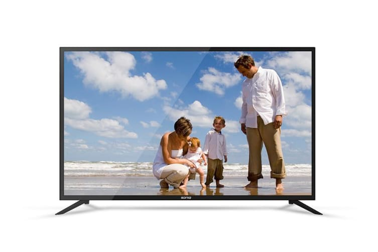 "SONIQ N-Series 50"" Ultra HD Google Chromecast TV N50UV18A-AU"