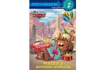 Mater's Birthday Surprise (Disney/Pixar Cars)