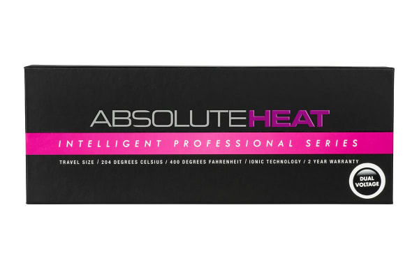 AbsoluteHeat Mini Straightener - Pink (900107)
