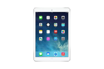 Apple iPad Air A1474 32GB Silver Wi-Fi Only [Good Grade]