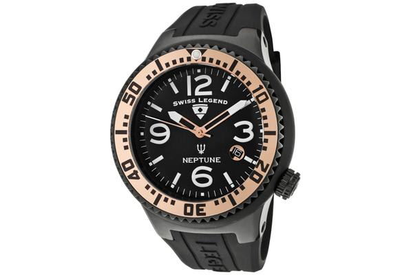 Swiss Legend Men's Neptune (SL-21848P-BB-01-RA)