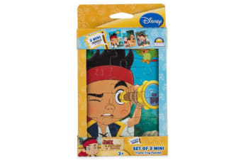 Jake 12 Piece 3 In 1 Mini Puzzle