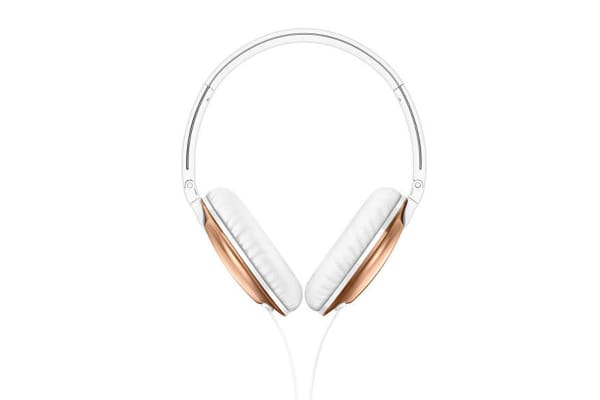 Philips Flite Over-Ear Headphones with Microphone - Rose Gold (SHL4805RG)