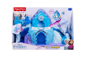 Fisher Price Little People Elsa's Ice Palace