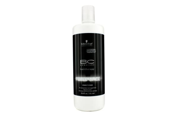 Schwarzkopf BC Fibre Force Conditioner (For Extremely Damaged Hair) (1000ml/33.8oz)