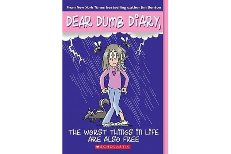 Dear Dumb Diary #10 - The Worst Things in Life are Also Free