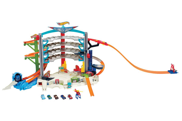 Hot Wheels Ultimate Auto Garage
