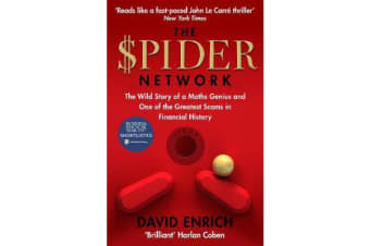 The Spider Network - The Wild Story of a Maths Genius and One of the Greatest Scams in Financial History