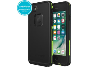 Lifeproof Fre Black/Green Case/Cover for iPhone 7/8