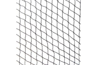Nylon Bird Net 10x10m (Black)