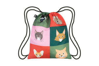 LOQI Backpack Cats Collection