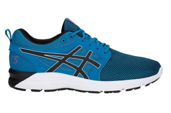 ASICS Men's Gel-Torrance MX Running Shoe (Race Blue/Black, Size 10)