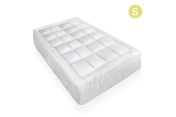 Bamboo Pillowtop Mattress Topper 5cm (Single)