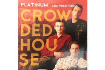CROWDED HOUSE Platinum Collection BRAND NEW SEALED MUSIC ALBUM CD - AU STOCK