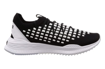 PUMA Men's AVID FUSEFIT Shoe (Black/White)