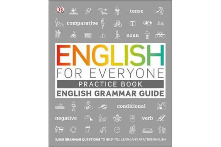 English for Everyone English Grammar Guide Practice Book - English language  grammar exercises