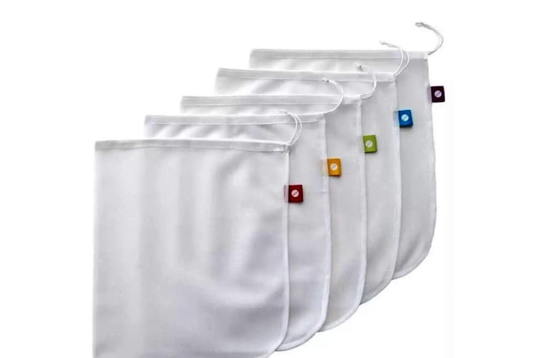 Appetito Reusable Produce Bags