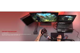 AVerMedia BO311 Streaming Kit (GC311 + PW313 + AM310) Compact Stream Device,
