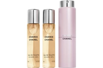 Chance Refillable Twist And Spray for Women EDT 60ml