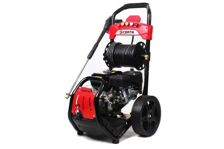 Certa 196CC Heavy Duty Petrol High Pressure Washer