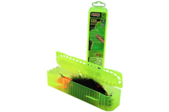 Rigrap 24548 Fishing Lure Box - Tangle Free Ready Rigged Lure Storage Solution