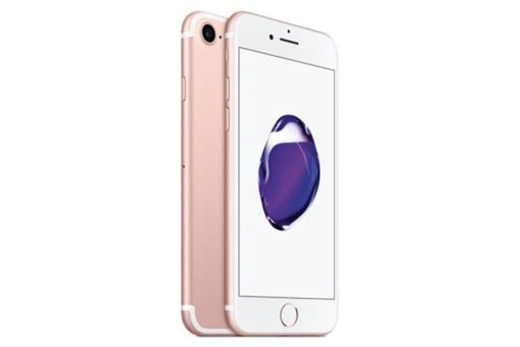 Used as Demo Apple iPhone 7 128GB 4G LTE Rose Gold Australian Stock (6 month warranty + 100% Genuine)