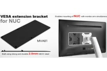 Silverstone MVA01 VESA Bracket for Intel NUC