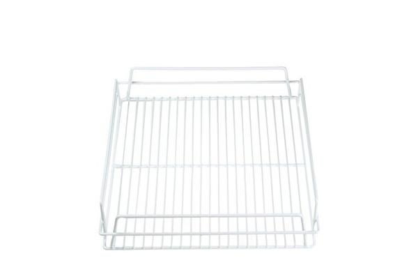 Chef Inox Glass Basket PVC 43x35.5cm White