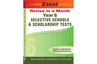 Selective Schools and Scholarship - Year 6