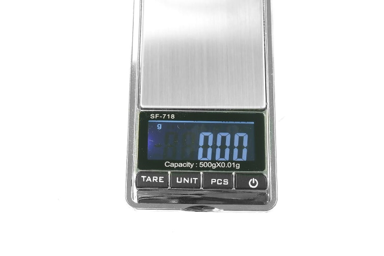 Pocket Digital Scale 500g 0.01gm