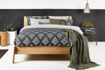 Ardor Java Quilt Cover Set