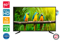 "Kogan 40"" LED TV & DVD Combo (Series 7 LF7000)"