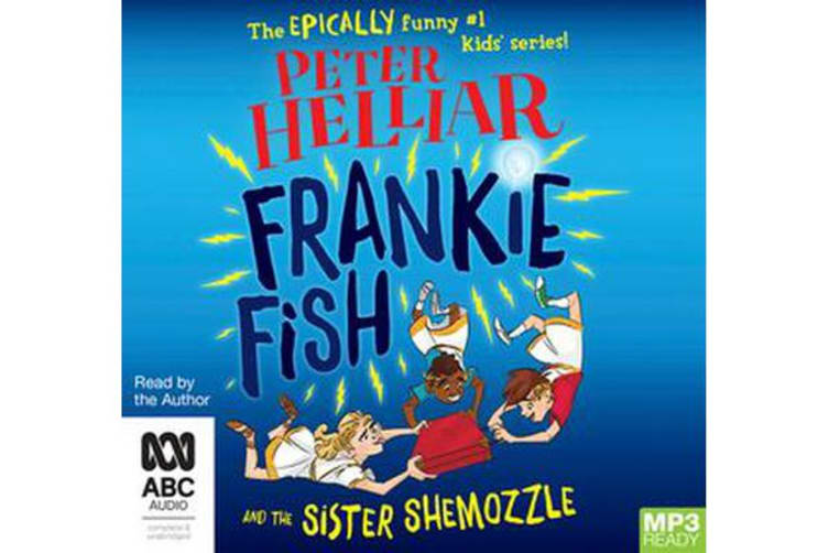 Frankie Fish and the Sister Shemozzle