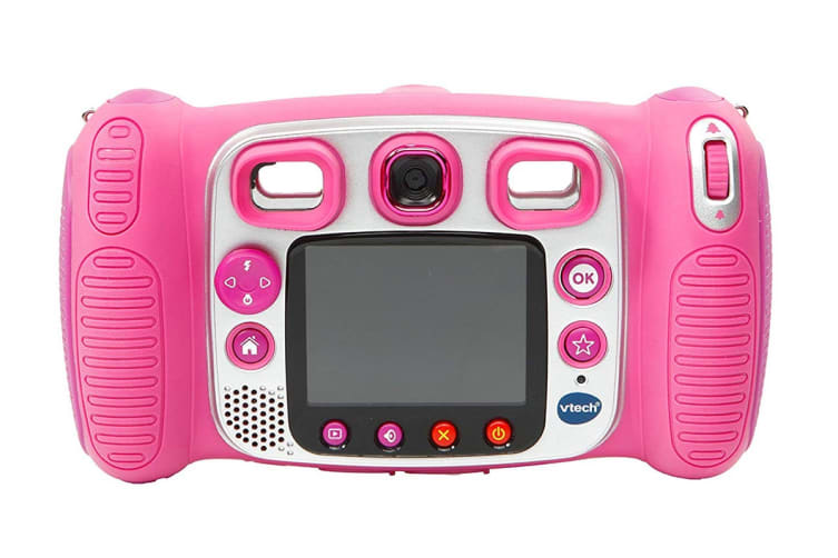 VTech Kidizoom Duo 5MP Camera (Pink)
