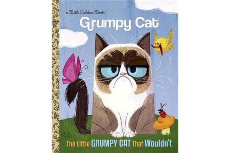 LGB The Little Grumpy Cat That Wouldn't