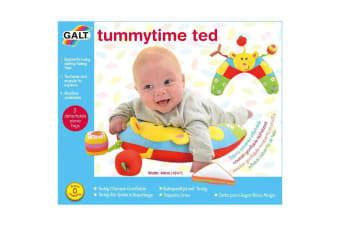 Galt Tummy Time Ted Support Cushion Activity Toy