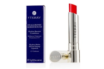 By Terry Hyaluronic Sheer Rouge Hydra Balm Fill & Plump Lipstick (UV Defense) - # 7 Bang Bang 3g/0.1oz