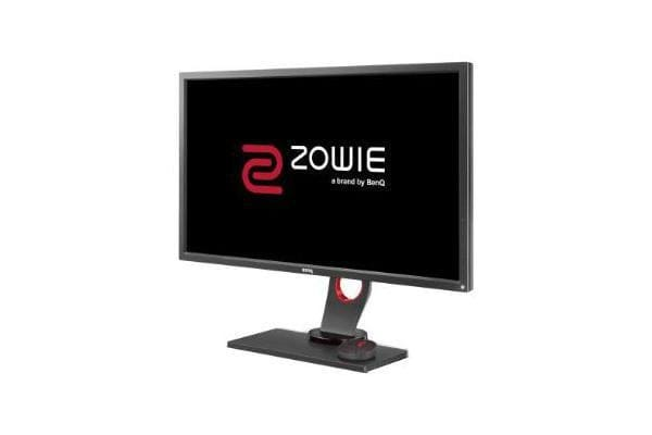 BENQ XL2730 27IN LED (2K-QHD) DISPLAYPORT (16:9) 2560X1440 HEIGHT ADJUST STAND VESA (ZOWIE GAMING FREESYNC)