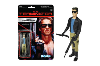Terminator T-800 The Terminator ReAction Figure
