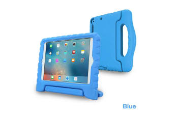 Kids Heavy Duty Shock Proof Case Cover for iPad 6th 9.7'' Inch 2018-Blue