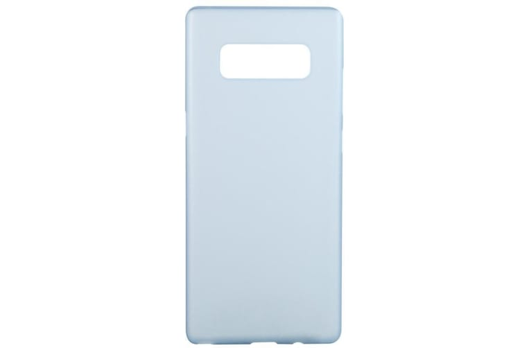 For Samsung Galaxy Note 8 Case Ultra-thin Frosted Durable Protective Cover Blue