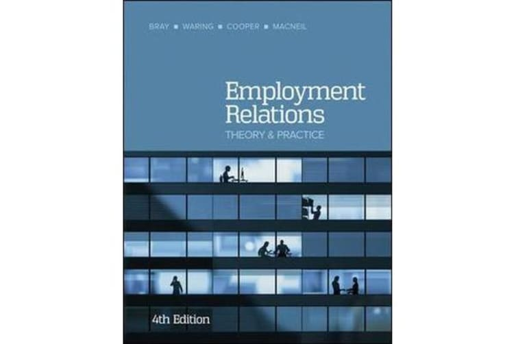 Pack Employment Relations, 4e (includes Connect)