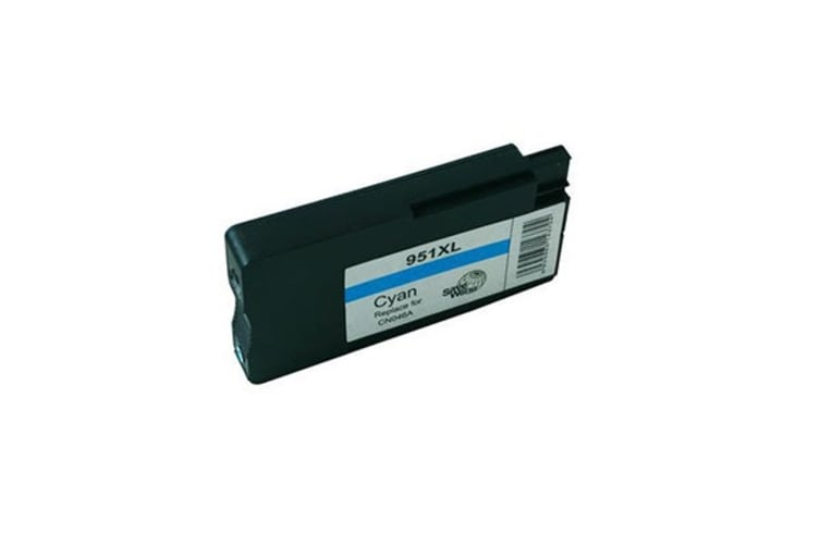 Remanufactured HP 951XL Cyan Cartridge