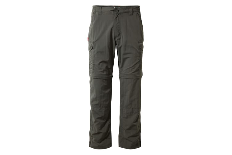 Craghoppers Mens NosiLife Convertible II Trousers (Bark) (38R)